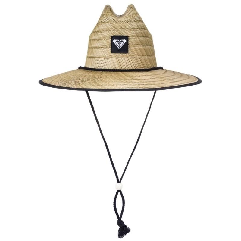 Chapéu de Palha Roxy Tomboy 2 True Black