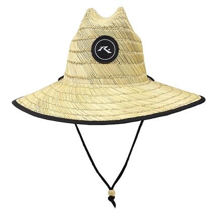 Chapéu de Palha Rusty Lifeguard Natural ... 4943a42fe3c