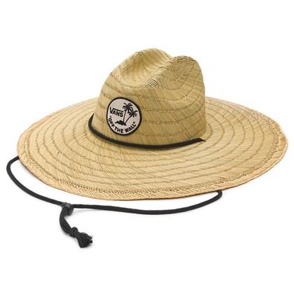 Chapéu de Palha Vans Murdock II Lifeguard Natural
