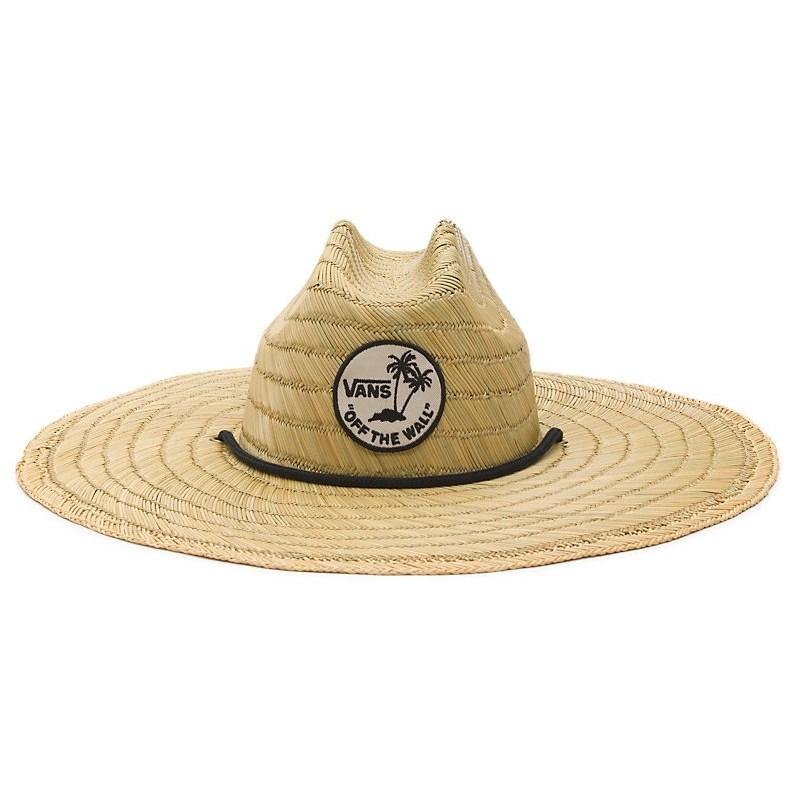 Chapéu de Palha Vans Murdock II Lifeguard Natural - Surf ALive b87884e18b