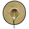 Chapéu de Palha Vissla Vessel Lifeguard Natural Importado