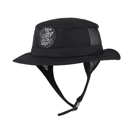 Chapéu para Surf Rip Curl Tidal Black