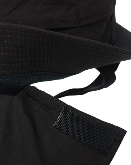Chapéu Para Surf Rip Curl Wetty Black