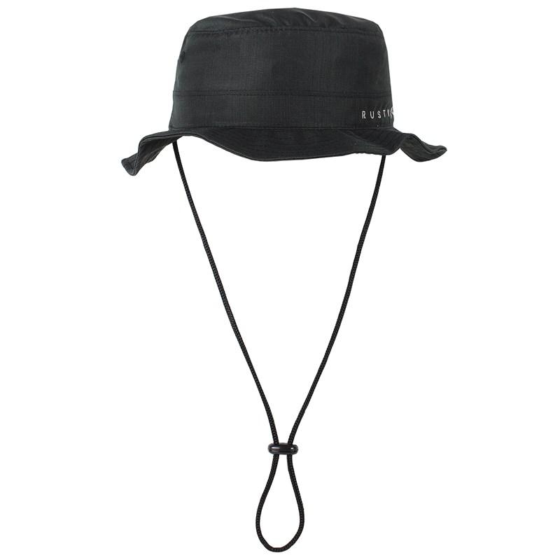 Chapéu Rusty Bucket Hat Black