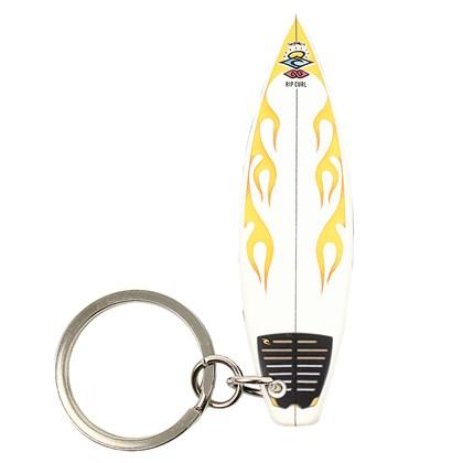 Chaveiro Rip Curl Surfboard Keyrings White