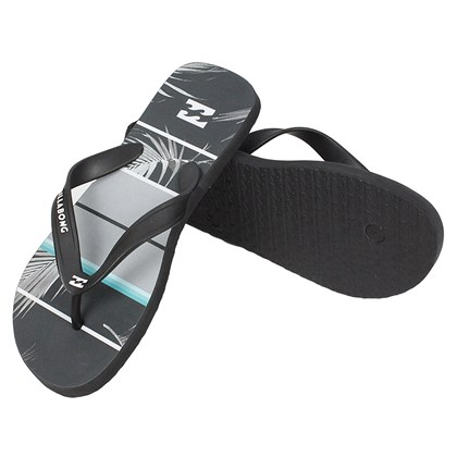 Chinelo Billabong Spinner Preto