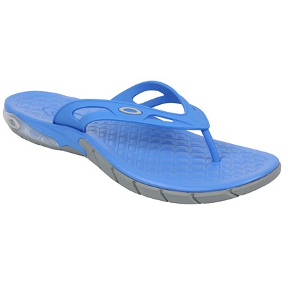 Chinelo Oakley Killer Point Brilliant Blue