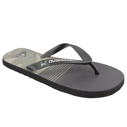 Chinelo Quiksilver Everyday Pack Camo