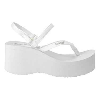 CHINELO REEF CONVERTIBLE ALLURE FEMININO BRANCO