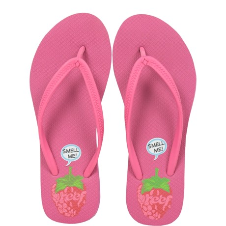 CHINELO REEF FRUITASTIC FEMININO RASPBERRY
