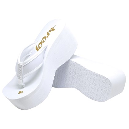 CHINELO REEF LIV SCREEN FEMININO BRANCO