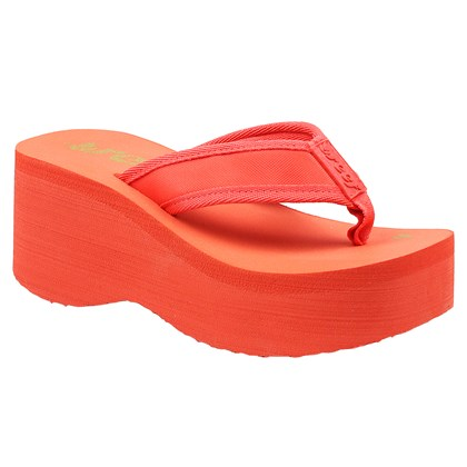 CHINELO REEF LIV SCREEN FEMININO CORAL