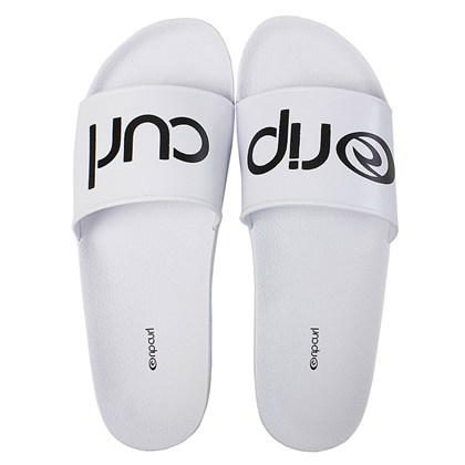 Chinelo Rip Curl Slide On Egg Logo Feminino White