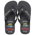 Chinelo Rip Curl The Search Logo Black