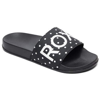 Chinelo Roxy Slippy II Slider Black