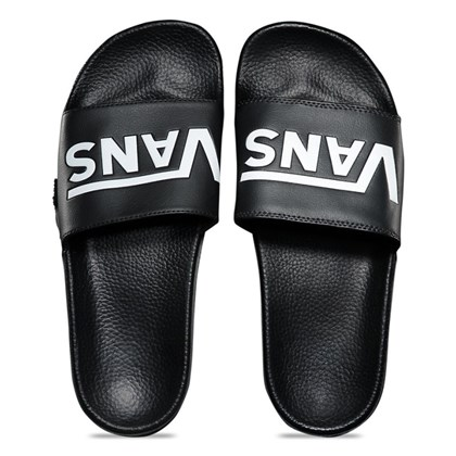 Chinelo Vans Slide On Black