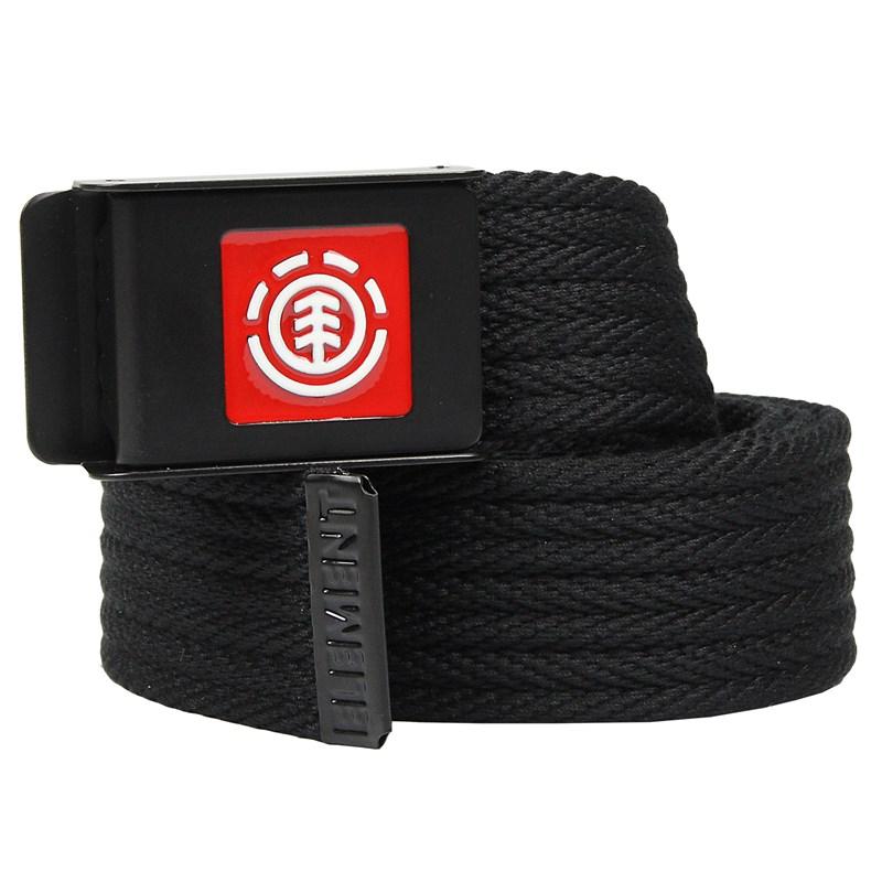 Cinto Element Faber Belt Preto