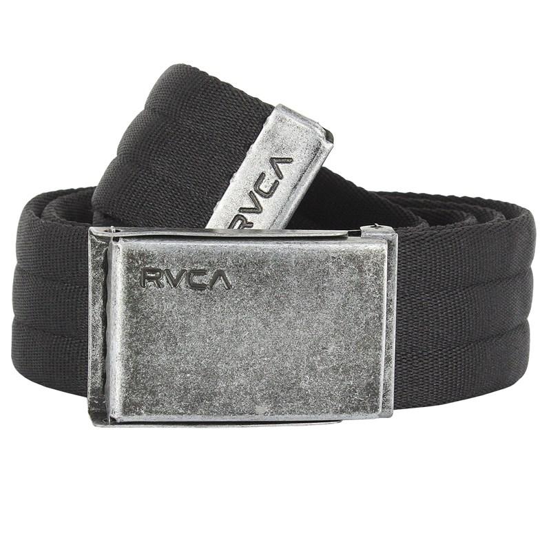 Cinto RVCA Option Web Black