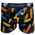 Cueca Boxer Kevland Black Sea