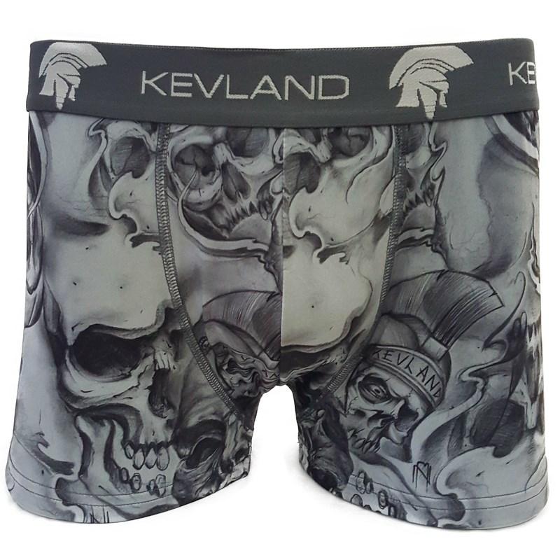 422ffb778 Cueca Boxer Kevland Tattoo Big Skull - Surf Alive