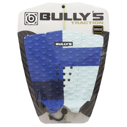 Deck Antiderrapante Bully's Dreams Azul e Branco