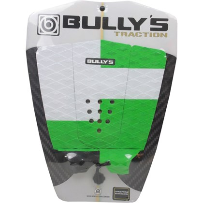 Deck Antiderrapante Bully's Dreams Verde e Branco