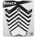 DECK ANTIDERRAPANTE BULLY'S FLASH BRANCO E PRETO