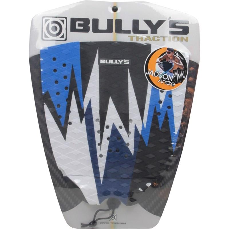 Deck Antiderrapante Bully's Jadson André Azul Branco e Preto