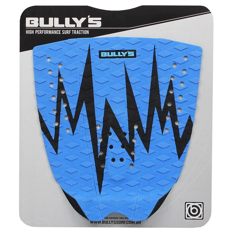 Deck Antiderrapante Bully's Jadson André Azul e Branco