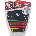 DECK ANTIDERRAPANTE CREATURES TAYLOR CLARK BLACK RED