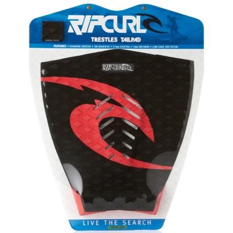 Deck Antiderrapante Rip Curl Trestles Black Red