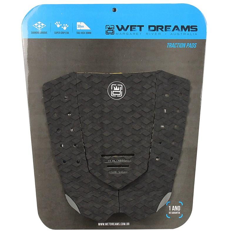 Deck Antiderrapante Wet Dreams ProgressiveFresado Preto