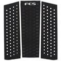 Deck Frontal para Prancha de Surf FCS T3 Black