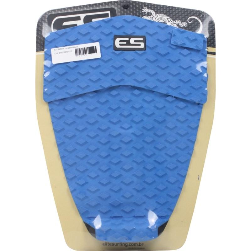 Deck para Longboard Elite Surfing Azul