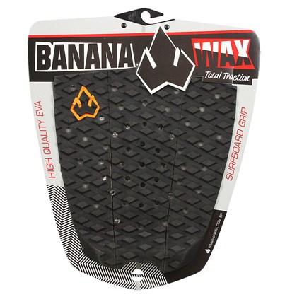 Deck para Prancha de Surf Banana Wax Original Traction Preto