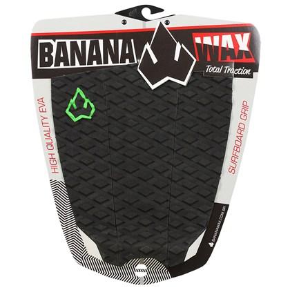 Deck para Prancha de Surf Banana Wax Simple Preto
