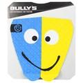 Deck para Prancha de Surf Bully´s Happy Bob Amarelo e Azul