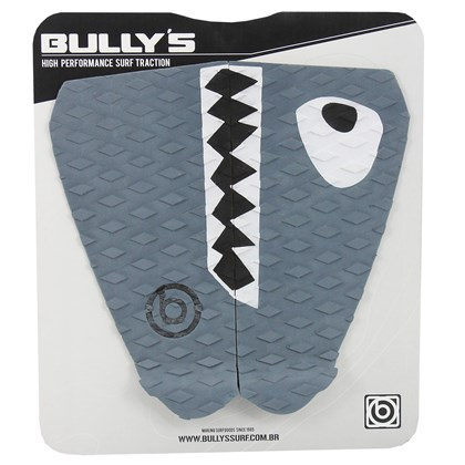 Deck para Prancha de Surf Bully´s Monster Cinza
