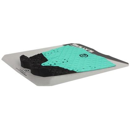 Deck para Prancha de Surf Bully´s Pro Model Nakagima Preto e Verde