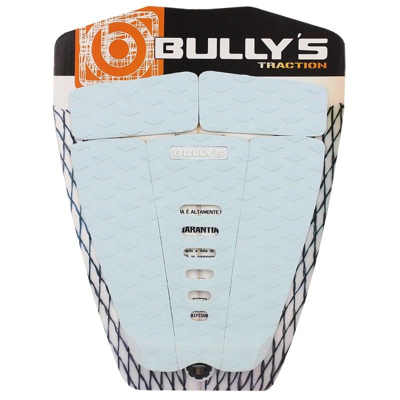 Deck para Prancha de Surf Bully's Diamond Branco