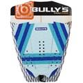 Deck para Prancha de Surf Bully's Italo Ferreira Branco e Azul