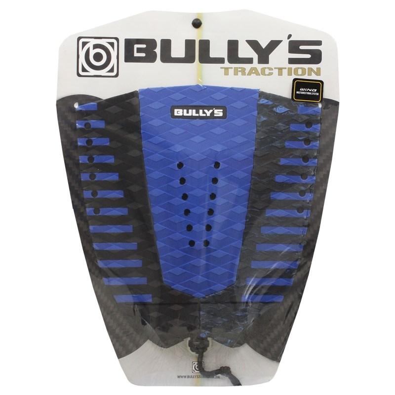 Deck para Prancha de Surf Bully's Preto e Azul