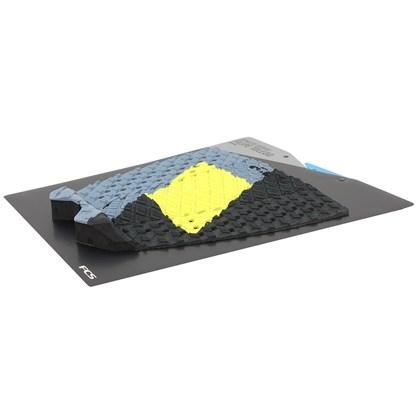 Deck para Prancha de Surf FCS Filipe Toledo Dark Shadow