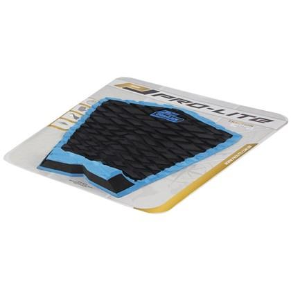 Deck para Prancha de Surf Pro Lite Shield Tail Preto e Azul