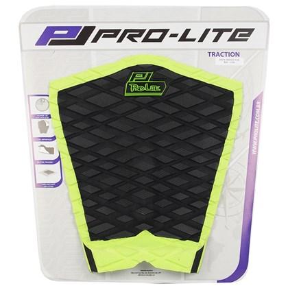 Deck para Prancha de Surf Pro Lite Shield Tail Preto e Verde