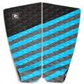Deck Para Prancha de Surf Rip Curl Lowers Blue 2 Preças