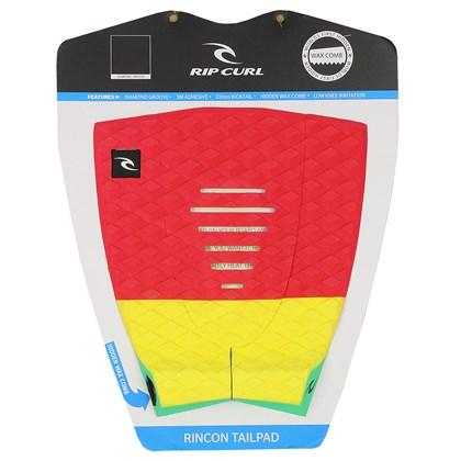 Deck para Prancha de Surf Rip Curl Rincon 3 Peças Red