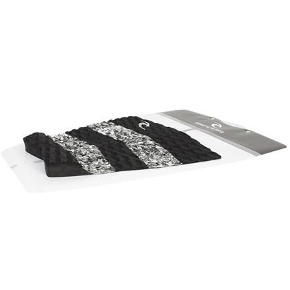 Deck para Prancha de Surf Rip Curl Traction 2 Peças Black Marble