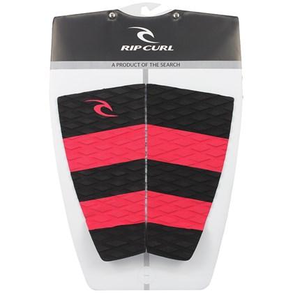 Deck para Prancha de Surf Rip Curl Traction 2 Peças Black Red