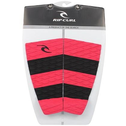 Deck para Prancha de Surf Rip Curl Traction 2 Peças Red Black